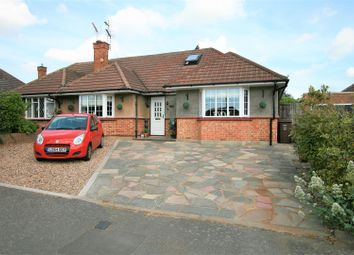 Thumbnail 4 bed bungalow for sale in Jordans Way, Bricket Wood, St. Albans