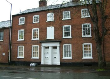 Thumbnail 1 bed flat to rent in 38 Etnam Street, Leominster