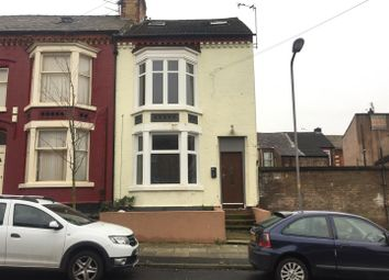 Thumbnail 1 bedroom flat to rent in Bedford Road, Bootle