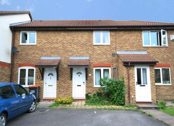 Thumbnail 2 bed terraced house to rent in Readers Close, Dunstable
