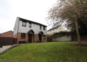 Thumbnail 2 bed semi-detached house for sale in Cedar Drive, Torpoint