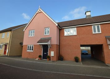 Thumbnail 4 bed link-detached house for sale in Wall Mews, Colchester