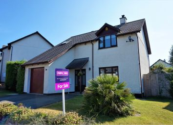 Thumbnail 3 bed detached house for sale in Hawkens Way, St. Columb
