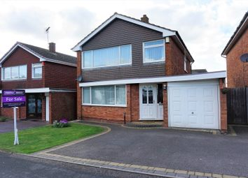 Thumbnail 3 bedroom detached house for sale in St. Austell Road, Walsall