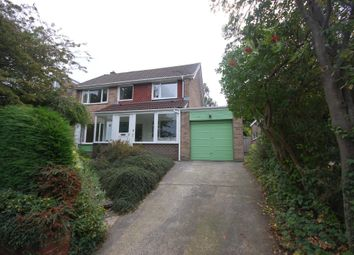 Thumbnail 4 bed semi-detached house for sale in Monks Crescent, Durham