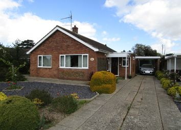 Thumbnail 2 bedroom detached bungalow for sale in Ingleby Close, Heacham, King's Lynn