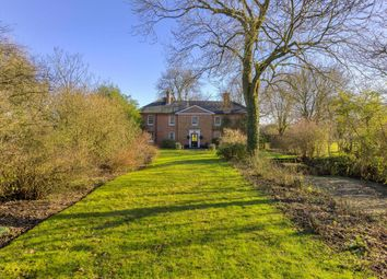 Thumbnail 5 bedroom detached house for sale in Wickhambrook, Suffolk