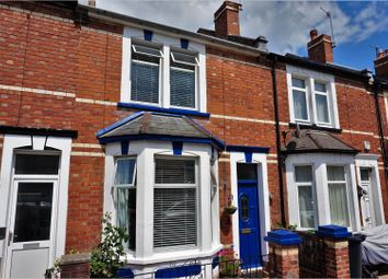 Thumbnail 3 bed terraced house for sale in Landscore Road, Exeter