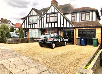 Thumbnail 5 bed semi-detached house for sale in Ranelagh Drive, Edgware, Middlesex