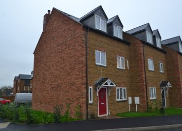 Thumbnail 4 bed end terrace house to rent in Orchard Court, Finedon