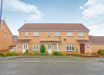Thumbnail 2 bed terraced house for sale in Chesters Avenue, Longbenton, Newcastle Upon Tyne