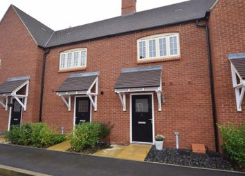 Thumbnail 2 bed terraced house for sale in Andromeda Way, Brackley