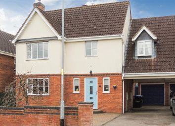 Thumbnail 4 bed detached house for sale in Dewar Drive, Daventry