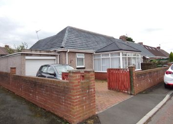 Thumbnail 2 bedroom bungalow for sale in Armitage Gardens, Gateshead