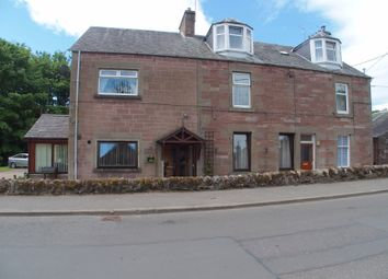 Thumbnail 3 bed flat for sale in Bamff Road, Alyth, Blairgowrie