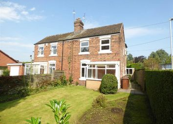 Thumbnail 3 bed semi-detached house for sale in The Green, Stone, Staffordshire