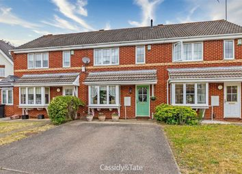 Thumbnail 2 bed terraced house for sale in Housefield Way, St. Albans, Hertfordshire