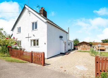 Thumbnail 2 bedroom semi-detached house for sale in Shipmeadow, Beccles, Suffolk