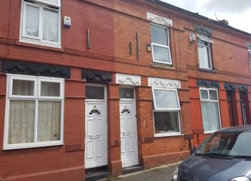 Thumbnail 2 bed terraced house to rent in Delafield Avenue, Manchester