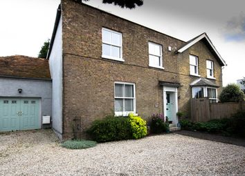 Thumbnail 6 bed detached house for sale in Dover Road, Walmer