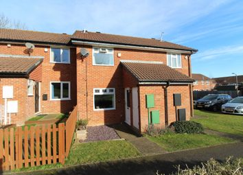 Thumbnail 2 bed terraced house for sale in Burgess Gardens, Newport Pagnell, Buckinghamshire