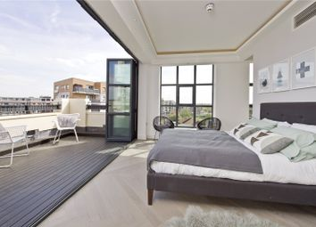 Thumbnail 2 bed flat for sale in Long Island Lofts, Warple Way, London