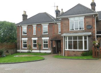 Thumbnail 4 bed semi-detached house to rent in Bidwell, Dunstable