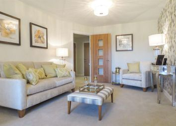 Thumbnail 1 bed flat for sale in Parkland Place, Shortmead Street, Biggleswade