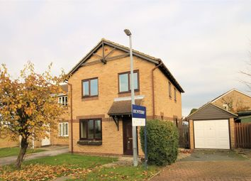 Thumbnail 4 bedroom detached house for sale in Miller Close, Southfield Road, Pocklington, York