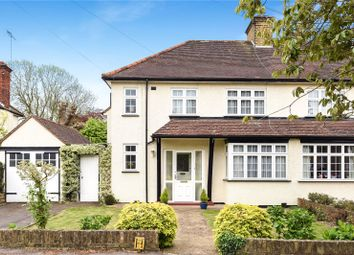 Thumbnail 3 bedroom semi-detached house for sale in West Way, Rickmansworth, Hertfordshire