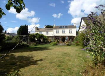 Thumbnail 5 bedroom detached house for sale in Copplestone, Crediton, Devon