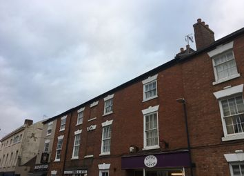 Thumbnail 1 bed flat to rent in Market Street, Atherstone