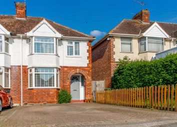 Thumbnail 3 bed end terrace house for sale in Gresham Avenue, Leamington Spa