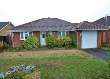 Thumbnail 3 bed bungalow for sale in Church Crookham, Fleet