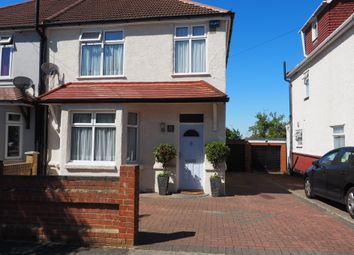 Thumbnail 3 bed semi-detached house for sale in Thornhill Avenue, London