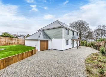 Thumbnail 5 bed detached house for sale in Duporth, St. Austell, Cornwall