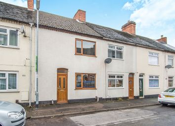 Thumbnail 3 bed terraced house for sale in Cross Street, Kettlebrook, Tamworth