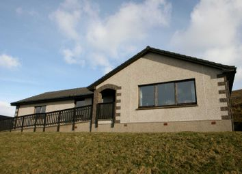 Thumbnail 4 bed detached bungalow for sale in Rimska, Skellister, South Nesting, Shetland