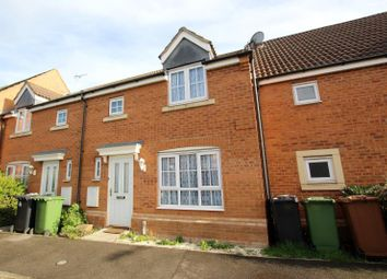Thumbnail 3 bed terraced house to rent in Bayston Court, Sugar Way, Peterborough