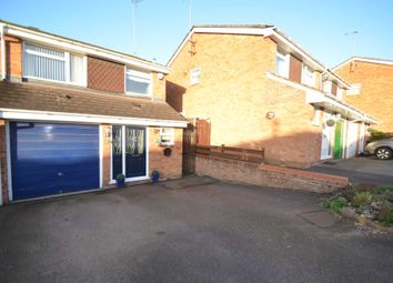 Thumbnail 3 bed semi-detached house for sale in Pennivale Close, Leighton Buzzard