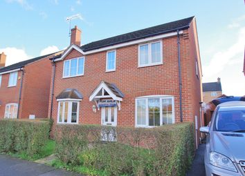 Thumbnail 4 bed detached house for sale in Kedleston Road, Grantham, Lincolnshire