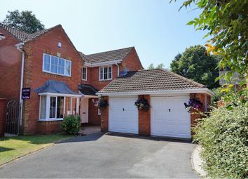 Thumbnail 5 bed detached house for sale in Greenidge Close, Reading