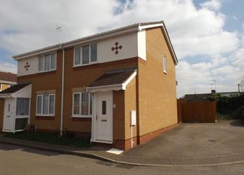 Thumbnail 2 bedroom semi-detached house for sale in Britannia Walk, Market Harborough, Leicestershire