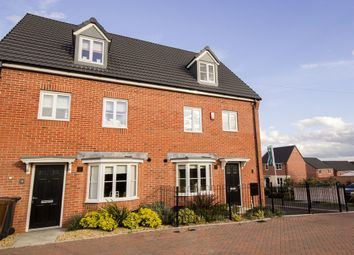 "Thumbnail 4 bed semi-detached house for sale in ""The Leicester"" at Scalford Road, Melton Mowbray"