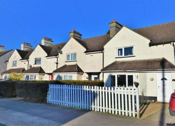 Thumbnail 2 bed terraced house for sale in Benson Lane, Hawkinge, Folkestone
