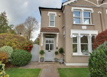 Thumbnail 4 bed semi-detached house for sale in Ridge Road, Winchmore Hill
