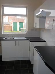 Thumbnail 2 bed end terrace house to rent in Sherwood Street, Bolsover, Chesterfield