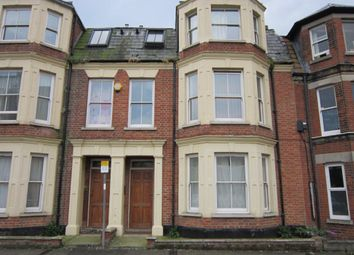 Thumbnail 2 bedroom flat to rent in Grove Road, Lowestoft