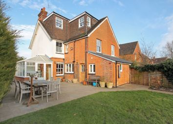 Thumbnail 4 bed semi-detached house to rent in Mead Road, Cranleigh