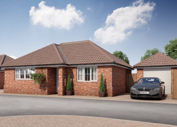 Thumbnail 2 bedroom detached bungalow for sale in Fronks Gardens, Fronks Road, Dovercourt, Harwich